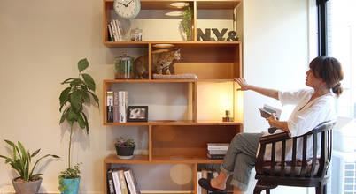 homify gợi ý: Thiết kế tủ sách gỗ độc đáo cho hội yêu mèo