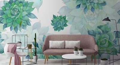7 hot wall covering trends for 2020