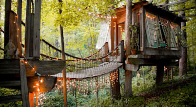 This 5-star treehouse is a homestay like no different