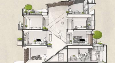7 thiết kế nhà Việt với cách bố trí thoáng đãng xứng đáng để tham khảo