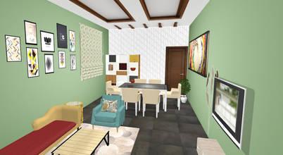 Voxel Interiors