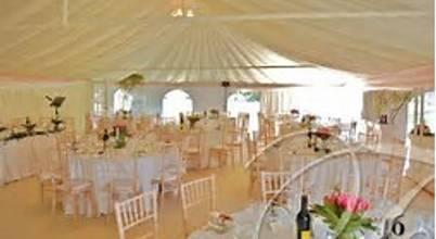 Tent hire Cape Town