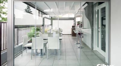 Eco Casa System: Terrazze, Cortili & Outdoor a caserta | homify