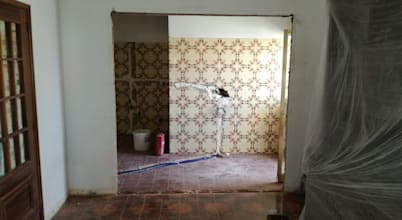 Vitor Mouro instalações hidráulicas e Microcimento