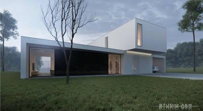 Architekt Łukasz Bulga Studio A&W Kraków | Projekty domów nowoczesnych