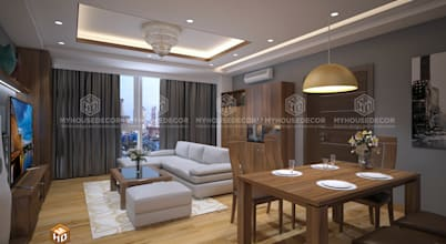 Công ty TNHH Tư vấn thiết kế My House Decor