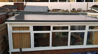 Conservatory roofs by design