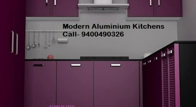 BANGALORE ALUMINIUM Kitchens & Home INTERORS