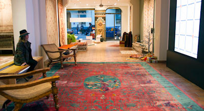 HAMID, alfombras orientales nuevas y antiguas