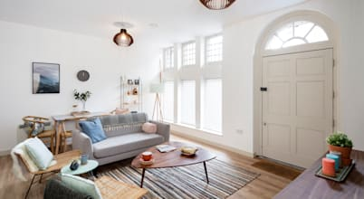 Nhà nhỏ 30m2: Thiết kế đẹp mang đến không gian sống ấm cúng
