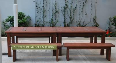 Muebles de Madera y Jardín .COM