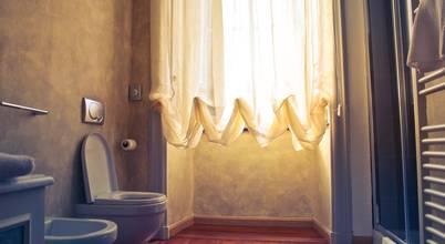 ห้องน้ำขนาดเล็กดีไซน์แจ่ม แต่งยังไงไม่อึดอัด