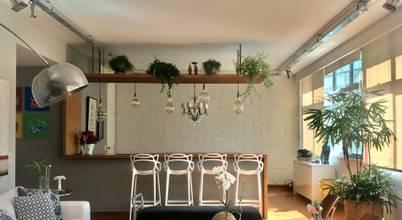 Projeto de Reforma de Interiores de Apartamento no RJ