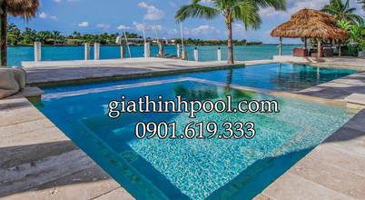 GiaThịnhPool—Giải Pháp Tốt Nhất Cho Hồ Bơi & Spa