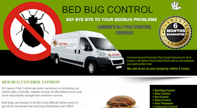 Zapem Pest Control London