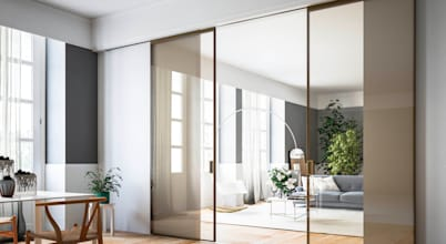 ​Deluxe door designs by Amersham's IQ Furniture