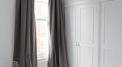 Ada & Ina Natural Curtain Fabrics, Made To Measure Curtains & Linen Bedding