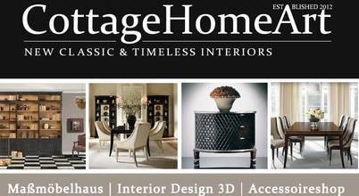 CottageHomeArt – Est. 2012 | Maßmöbelhaus & 3D Interior Design
