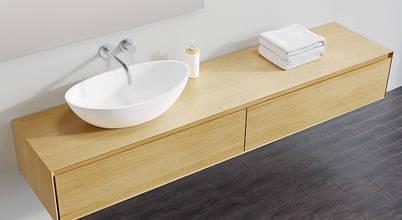 Das Badezimmer wohnlich machen mit Möbeln von Badeloft