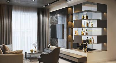 Không gian nhà đẹp: căn hộ cao cấp cho người yêu thích phong cách hiện đại