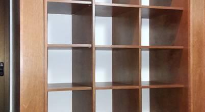 Placard y vestidor de madera: diseño de muebles a medida en Zona Norte, Buenos Aires