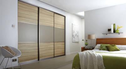 Stylish sliding-door wardrobe designs by Metro Wardrobes
