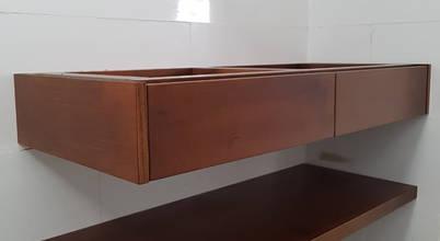 Fabricación de muebles para baño en Buenos Aires: modelos de vanitory de madera y mdf