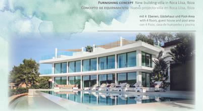 raum in form—Innenarchitektur & Architektur