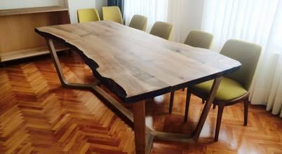 Özel tasarım mobilyalarla sınıf atlayan bir daire