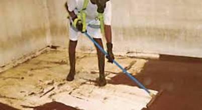 دقة العمل للخدمات المنزلية
