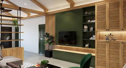 Nội thất nhà vườn - Ngỡ ngàng với thiết kế hiện đại và ấm cúng giữa lòng thành phố