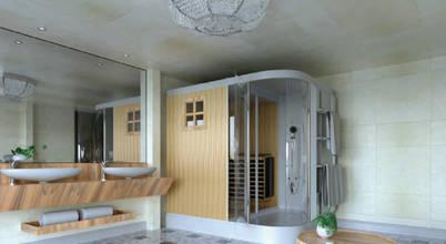 Banyo keyfini katlayacak muhteşem duş, küvet ve sauna modelleri