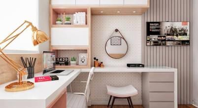 En güzel genç odası mobilyalarına 12 örnek