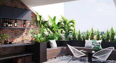 Khám phá nội thất căn biệt thự áp mái sang trọng và ấm cúng