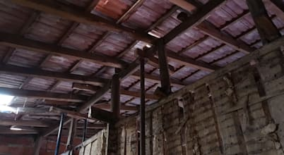 O processo de remodelação profunda de um apartamento em Lisboa