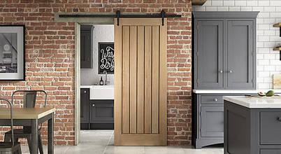 Ev dekorasyonunda yeni bir dönem: Sürgülü ahır kapıları
