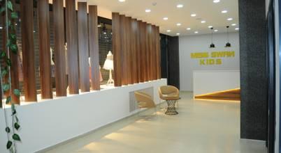 Tasarımıyla öne çıkan bir yönetim ofisi projesi
