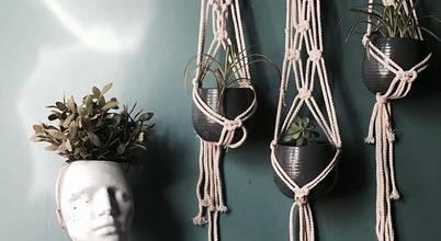 10 çarpıcı örnekle iç tasarımda bitki kullanımı