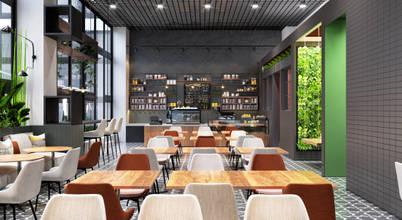 Yaşayan bir kafe projesi