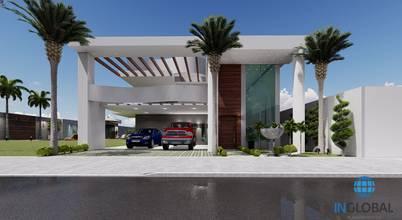 Projeto Arquitetônico Neo-Clássico de Residência em Brasília