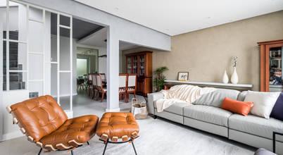 Projeto de Reforma de Área Social em Casa em São Paulo