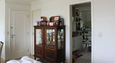 Antes e Depois: linda reforma de apartamento em São Paulo