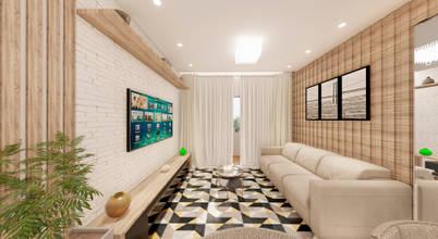 Projeto de reforma para apartamento planejado sob medida em Manaus