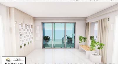 Apartman ortak alanlarında örnek olacak bir yaklaşım