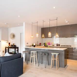 5 Küchen, Die Das Beste Aus Einem Offenen Raum Machen