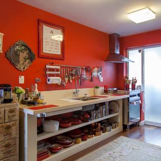 23 Einzigartige Farbideen, Die Deine Küche Extravagant Aussehen Lassen