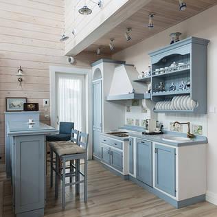 country Kitchen by Эдуард Григорьев (daproekt)