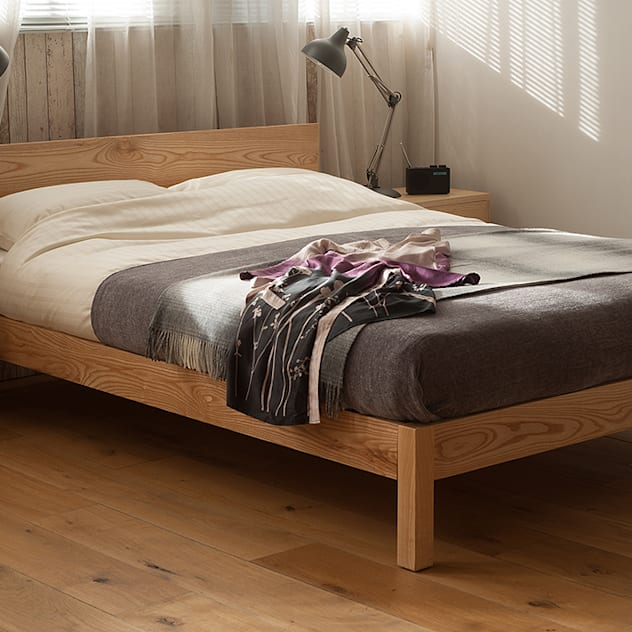 scandinavian  theo Natural Bed Company, Bắc Âu
