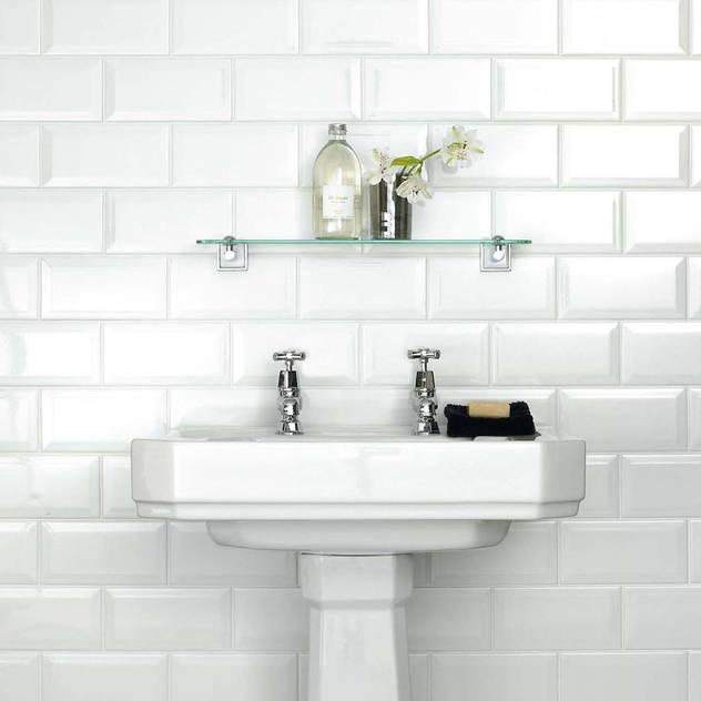 Walls and Floors Ltd: endüstriyel tarz tarz Duvar & Zemin