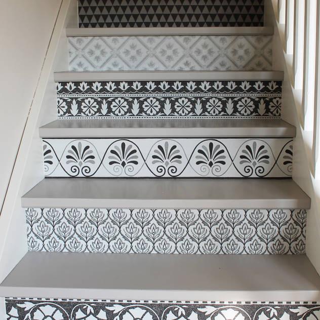 Corridor, hallway & stairs تنفيذ APOLONY